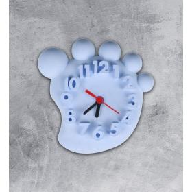 eJOYA Kişiye Özel Bebek Ayağı Duvar Saati 89744