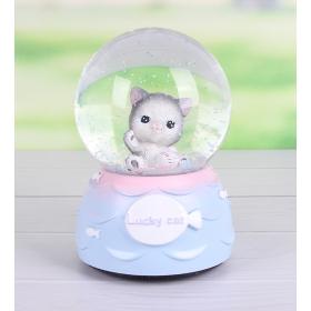 eJOYA Şanslı Kedi Kar Küresi 89774