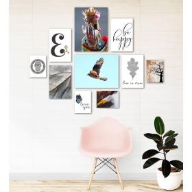Ejoya Pink Home Onlu Tablo Seti 89904