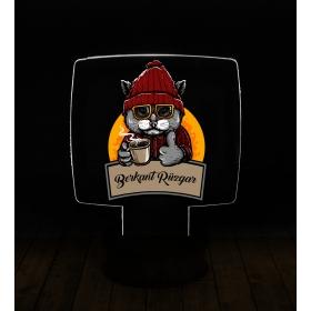 eJOYA Kişiye Özel 3 Boyutlu 3D Led Gece Lambası 90251