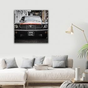 eJOYA Modern Tasarım Araba Kanvas Tablo 50 x 60 cm 91028