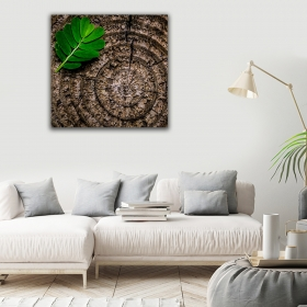 eJOYA Modern Tasarım Yaprak Kanvas Tablo 50 x 60 cm 91057