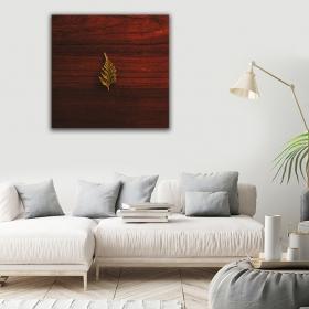 eJOYA Modern Tasarım Yaprak Kanvas Tablo 50 x 60 cm 91081