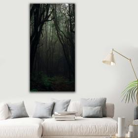 eJOYA Modern Tasarım Orman Kanvas Tablo 60 x 120 cm 91169