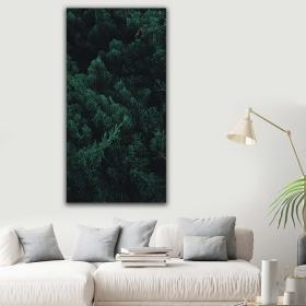 eJOYA Modern Tasarım Orman Kanvas Tablo 60 x 120 cm 91177