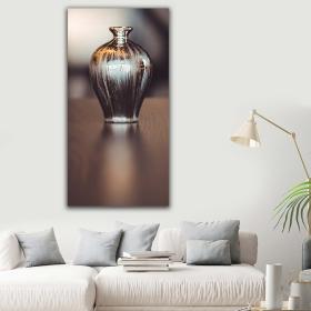 eJOYA Modern Tasarım Vazo Kanvas Tablo 60 x 120 cm 91184