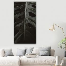 eJOYA Modern Tasarım Yaprak Kanvas Tablo 60 x 120 cm 91264