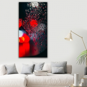 eJOYA Modern Tasarım Renkli Kanvas Tablo 60 x 120 cm 91266