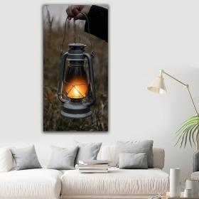 eJOYA Modern Tasarım Işık Kanvas Tablo 60 x 120 cm 91286