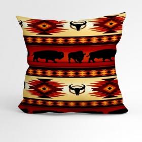 eJOYA Özel Tasarımlı Modern Dekoratif Yastık Kırlent Kılıfı 91615