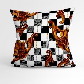 eJOYA Özel Tasarımlı Modern Dekoratif Yastık Kırlent Kılıfı 91666