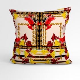 eJOYA Özel Tasarımlı Modern Dekoratif Yastık Kırlent Kılıfı 91693