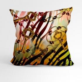 eJOYA Özel Tasarımlı Modern Dekoratif Yastık Kırlent Kılıfı 92856