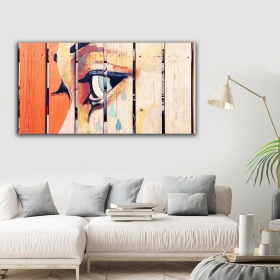 Ejoya Bakış Kanvas Tablo 120 x 60 cm 93509