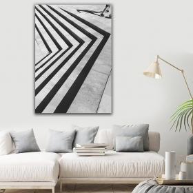 Ejoya Merdiven Kanvas Tablo 150 x 100 cm 93704