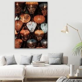 Ejoya Işık Kanvas Tablo 150 x 100 cm 93706