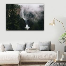Ejoya Puslu Kanvas Tablo 150 x 100 cm 93759