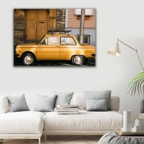 Ejoya Araba Kanvas Tablo 150 x 100 cm 93761