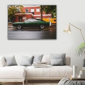 Ejoya Araba Kanvas Tablo 150 x 100 cm 93762