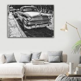 Ejoya Araba Kanvas Tablo 150 x 100 cm 93766