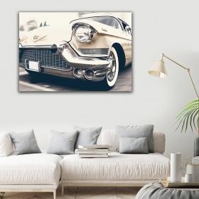 Ejoya Araba Kanvas Tablo 150 x 100 cm 93774