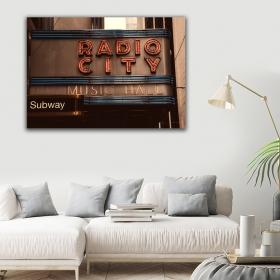 Ejoya Tabela Kanvas Tablo 150 x 100 cm 93775