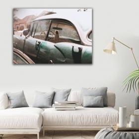 Ejoya Araba Kanvas Tablo 150 x 100 cm 93781