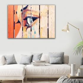 Ejoya Bakış Kanvas Tablo 150 x 100 cm 93787