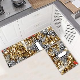 Ejoya Modern Tasarımlı Mutfaklara Özel Paspas 93844