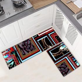 Ejoya Modern Tasarımlı Mutfaklara Özel Paspas 93845