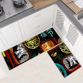 Ejoya Modern Tasarımlı Mutfaklara Özel Paspas 93883
