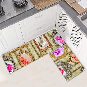 Ejoya Modern Tasarımlı Mutfaklara Özel Paspas 93891