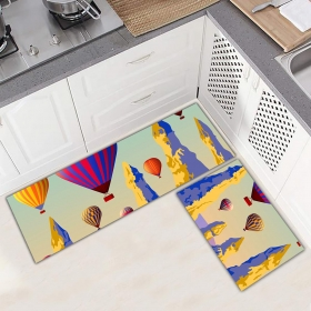 Ejoya Modern Tasarımlı Mutfaklara Özel Paspas 93909