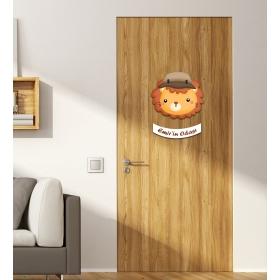 Ejoya Kişiye Özel Odası Ayıcık Kapı Süsü 93933