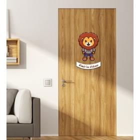 Ejoya Kişiye Özel Odası Arslan Kapı Süsü 93934