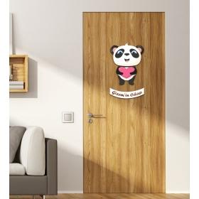Ejoya Kişiye Özel Odası Pandalı Kapı Süsü 93944