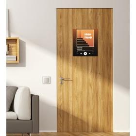 Ejoya Kişiye Özel Albüm Kapağı Kapı Süsü 93950