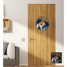 Ejoya Kişiye Özel Fotoğraflı Kapı Süsü 93951