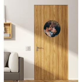Ejoya Kişiye Özel Fotoğralı Kapı Süsü 93952