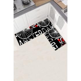 Ejoya Modern Tasarımlı Mutfaklara Özel Paspas 93974