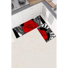 Ejoya Modern Tasarımlı Mutfaklara Özel Paspas 93976