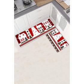 Ejoya Modern Tasarımlı Mutfaklara Özel Paspas 93983