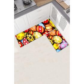 Ejoya Modern Tasarımlı Mutfaklara Özel Paspas 93985
