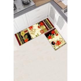 Ejoya Modern Tasarımlı Mutfaklara Özel Paspas 93999