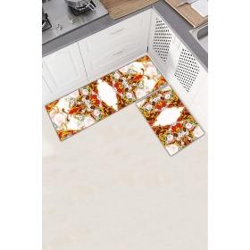 Ejoya Modern Tasarımlı Mutfaklara Özel Paspas 94011