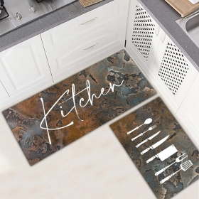 Ejoya Modern Tasarımlı Mutfaklara Özel Paspas 94029