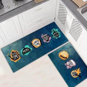 Ejoya Modern Tasarımlı Mutfaklara Özel Paspas 94032