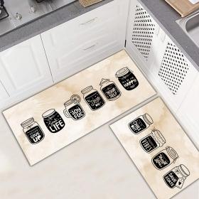 Ejoya Modern Tasarımlı Mutfaklara Özel Paspas 94037
