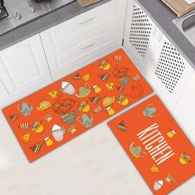 Ejoya Modern Tasarımlı Mutfaklara Özel Paspas 94041