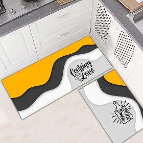 Ejoya Modern Tasarımlı Mutfaklara Özel Paspas 94049